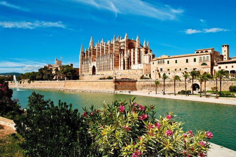 Palma de Mallorca. #shu#.