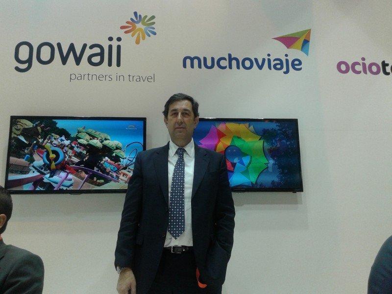 Javier Díaz, CEO del nuevo grupo que lidera Gowaii.
