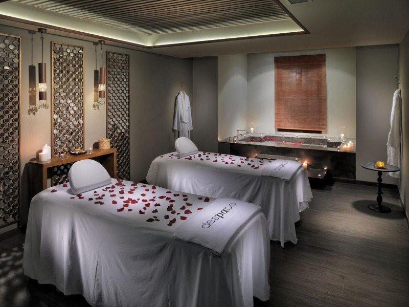 El Despacio Beauty Centre ofrece tratamientos personalizados para relajarse y cuidarse durante la estancia.