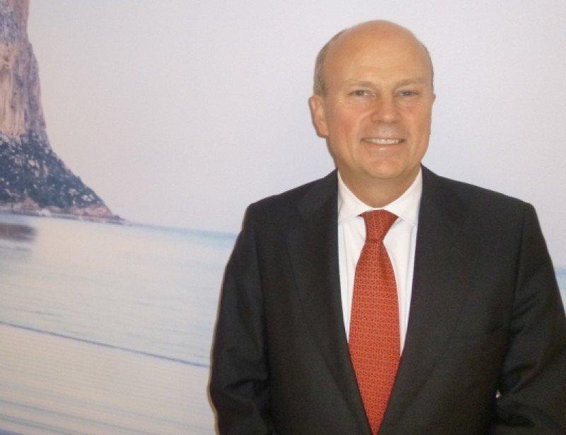 Máximo Buch, consejero de Economía, Industria y Turismo de la Comunidad Valenciana.