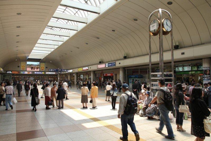 Utilizaron más el tren y menos el avión. #shu#