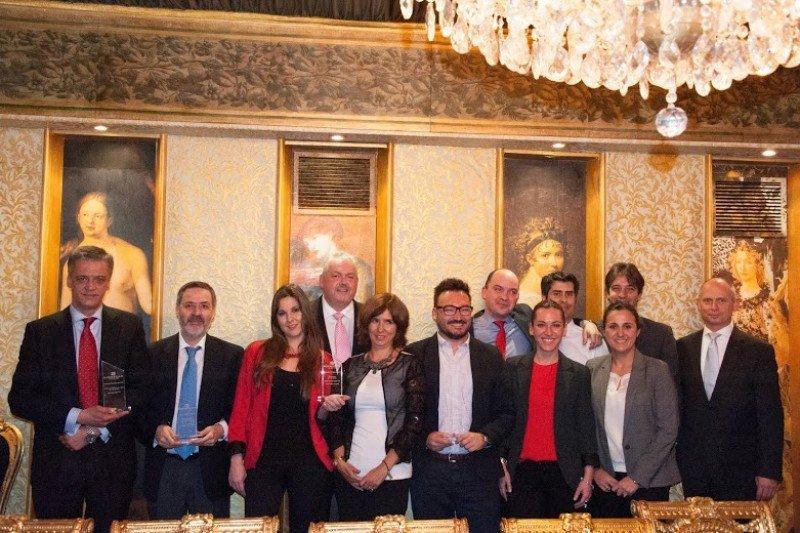 NCL entrega sus premios Norwegian Cruise Line Partners First Awards en España
