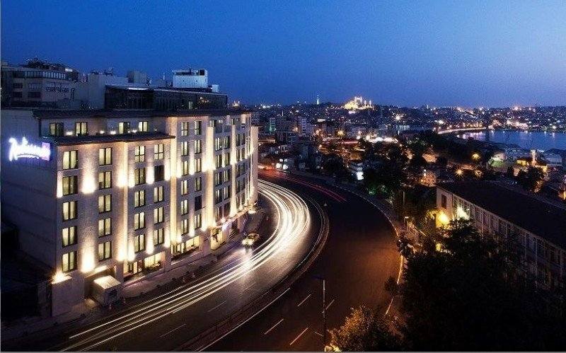 El Radisson Blu Hotel Istanbul Pera es una de las aperturas más destacadas del Grupo en el pasado año.