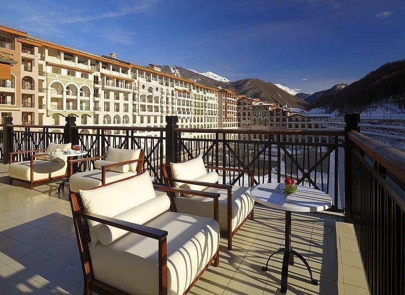 Marriott inaugura su primer hotel en Sochi
