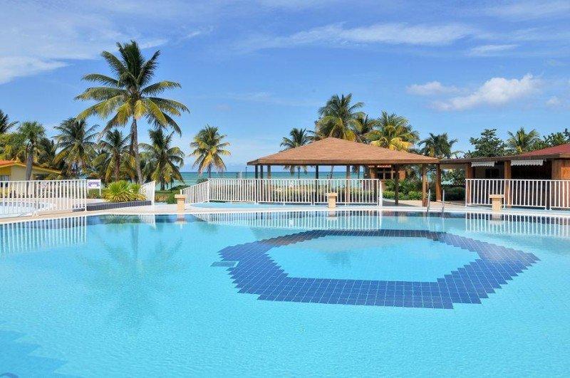 El Allegro Club Cayo Guillermo quiere posicionarse como el hotel por excelencia para los amantes de la práctica de kitesurf.