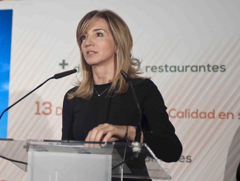 Alicia García, consejera de Cultura y Turismo de la Junta de Castilla y León.