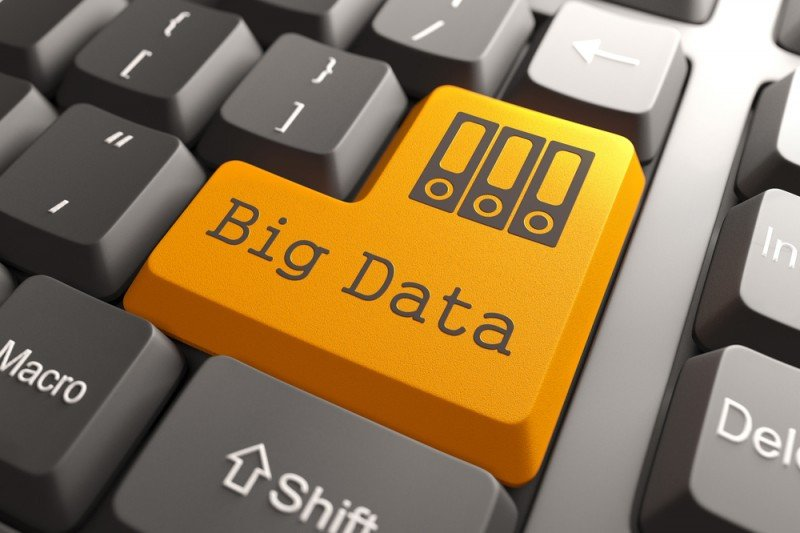 El big data es imprescindible para ordenar cientos de miles de datos. #shu#.