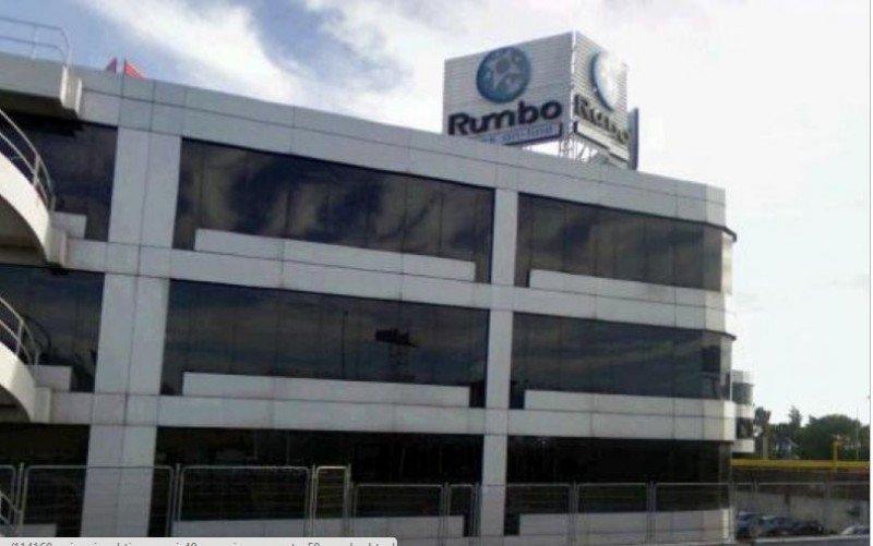 Sede de Rumbo en Madrid.