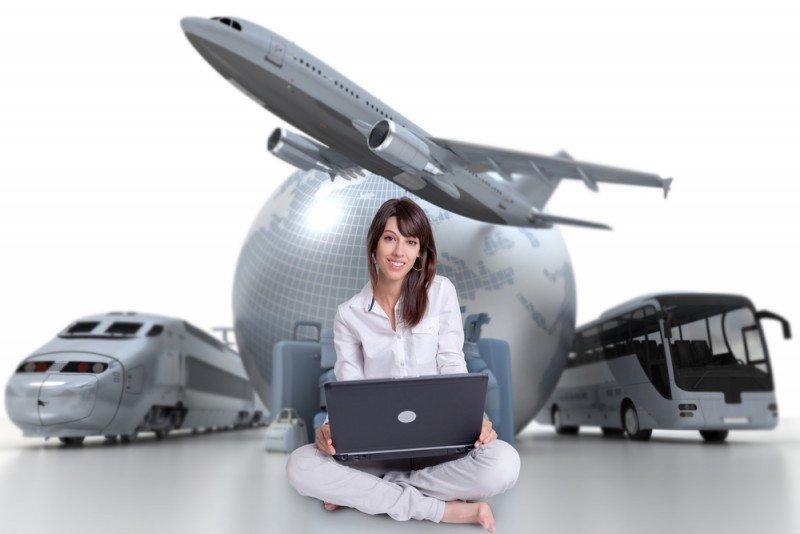 Los agentes de viajes ayudan al cliente a manejar el exceso de información. #shu#