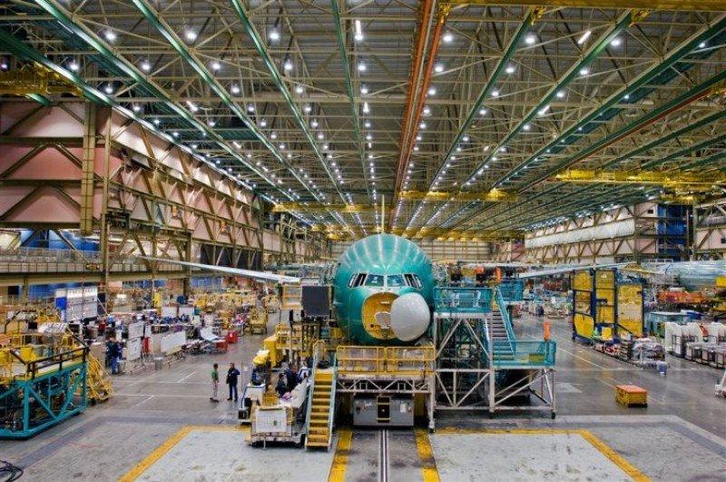 Boeing cierra 2013 con pedidos valorados en US$ 208.347 millones