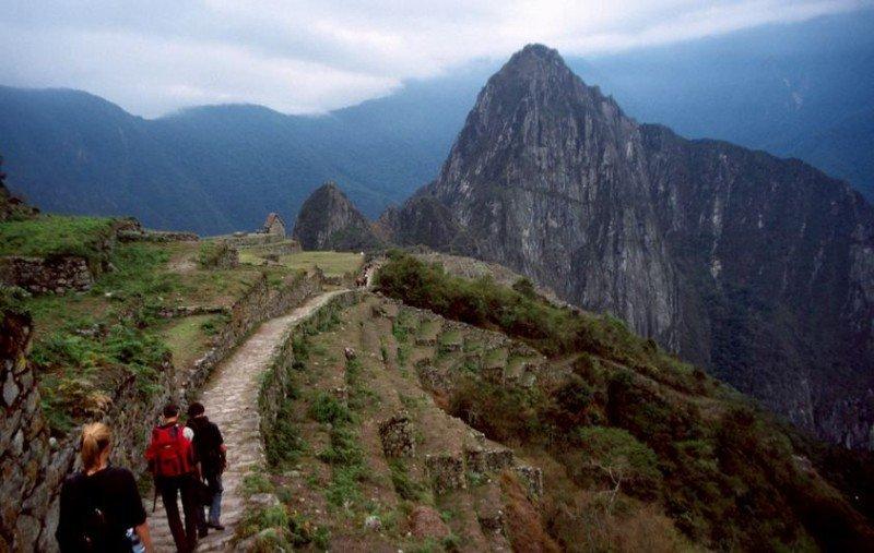 Camino Inca.