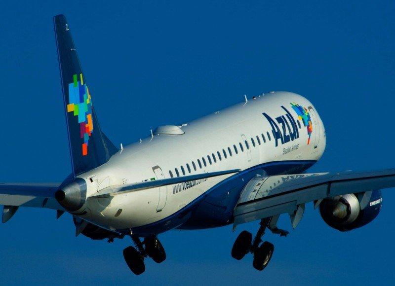 Azul líneas aéreas solicitó 310 vuelos extras para la primera fase de la Copa