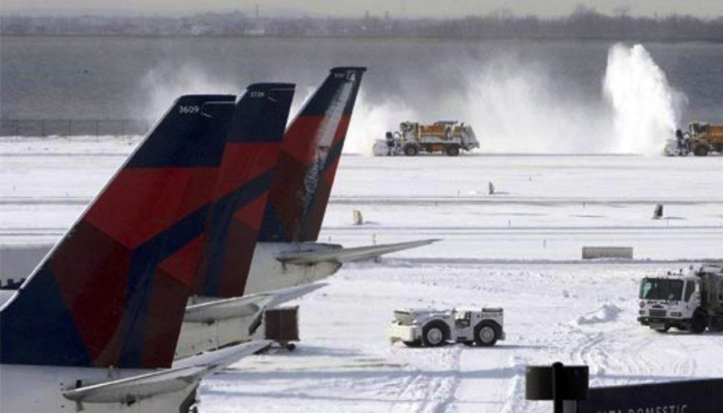 Aeropuerto JFK de Nueva York.
