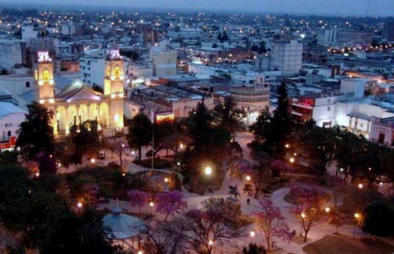 Santiago del Estero.
