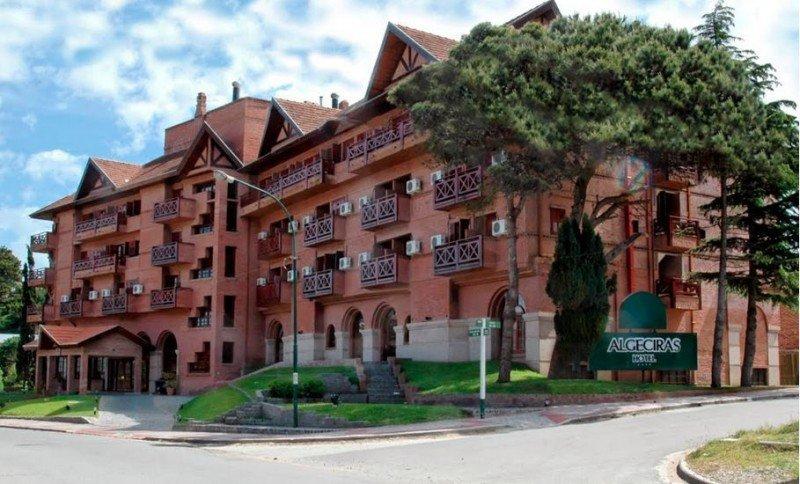 Hotel Algeciras.