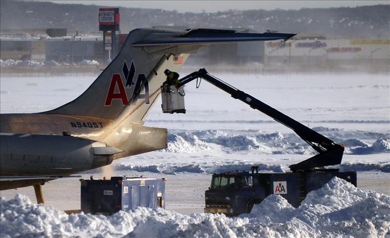 Los aeropuertos más afectados son los de Nueva York y Boston. (Imagen de archivo)