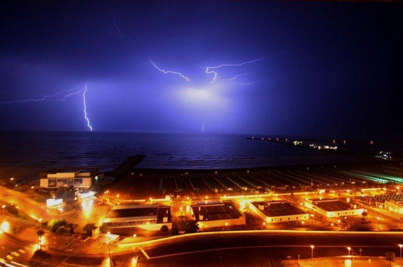 Playa Grande, Mar del Plata.