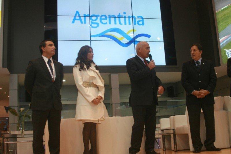 Gran presencia Argentina en FITUR 2014