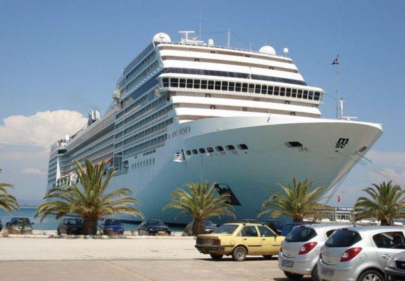 Brasil ocupa el séptimo lugar del ranking mundial de cruceros marítimos