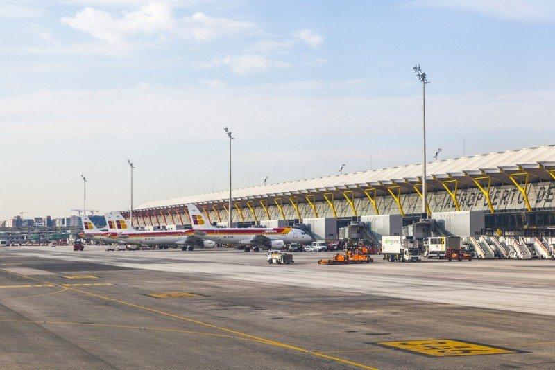 Los aeropuertos pagarán el 50%. #shu#,