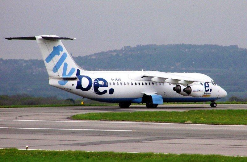 Flybe lanza siete nuevas rutas, dos con España