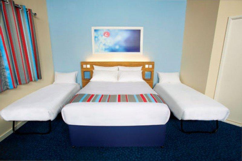 Travelodge abre su tercer hotel en Gatwick