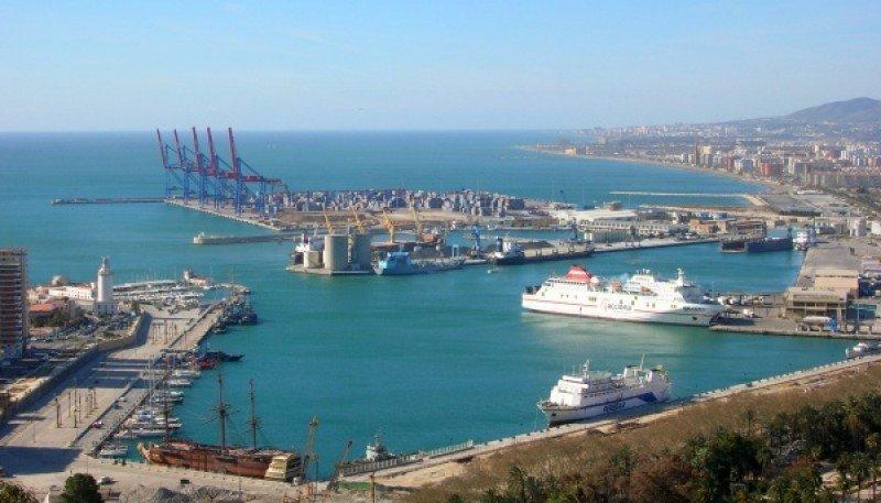 Puerto de Lisboa.