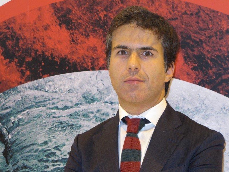 Adolfo Mesquita, secretario de Estado de Turismo de Portugal.