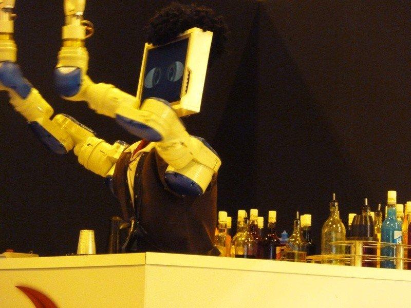 El robot de Fiturtech