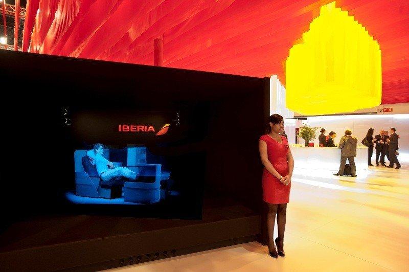 Iberia: Business en hologramas