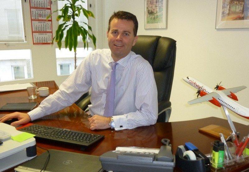 Airberlin: Operar en España es, con diferencia, más caro que en el resto de los destinos