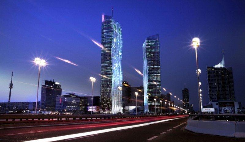 Abre el Meliá Viena en el rascacielos más alto de Austria