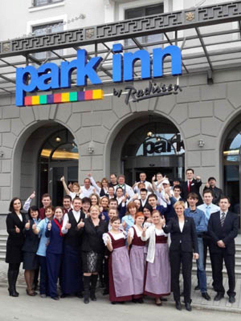 Carlson Rezidor inaugura un hotel Park Inn en Sochi