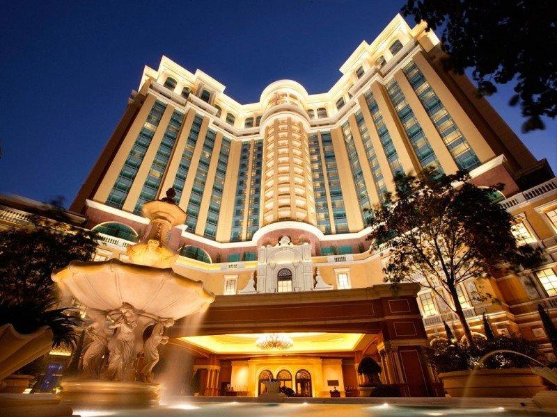 Four Seasons Hotel Macao.