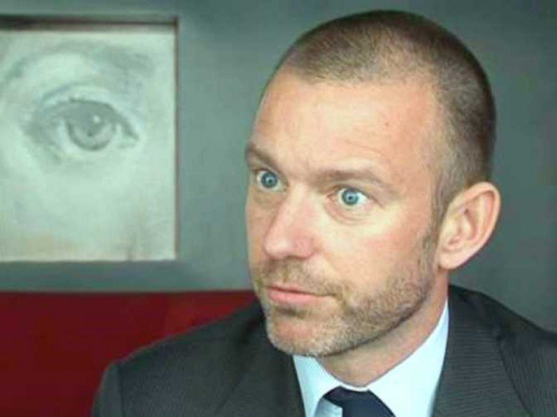 El director general de ACI-Europe, Olivier Jankovec.