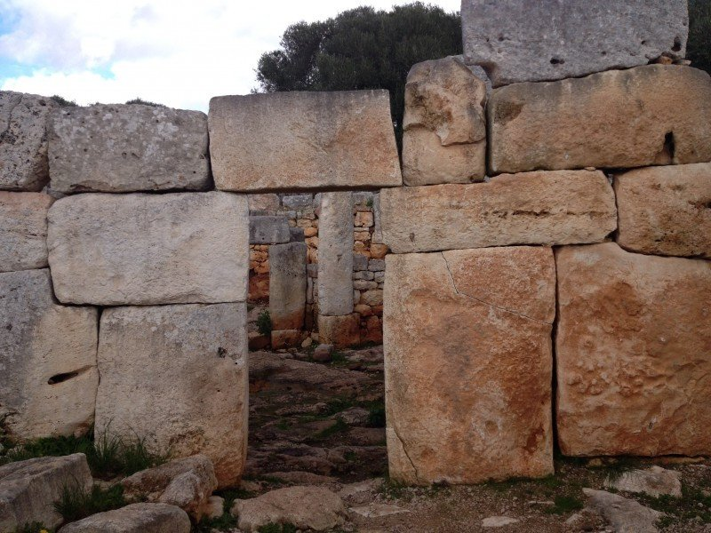 El patrimonio prehistórico de Menorca es excepcional.