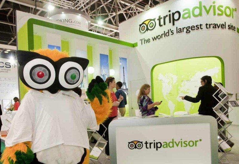 TripAdvisor aumenta beneficios un 6% en 2013