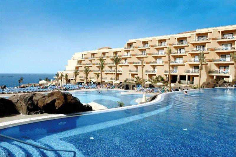 Los hoteles de Riu en Canarias se vieron beneficiados por el desvío desde Egipto.