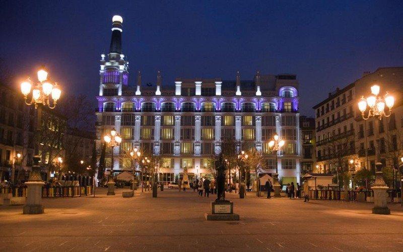 En 2013 se han reemplazado 22.000 lámparas convencionales por tecnología LED en medio centenar de hoteles de Europa.