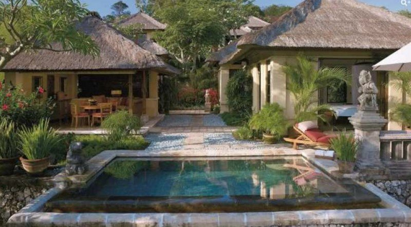 Diseño del futuro resort.