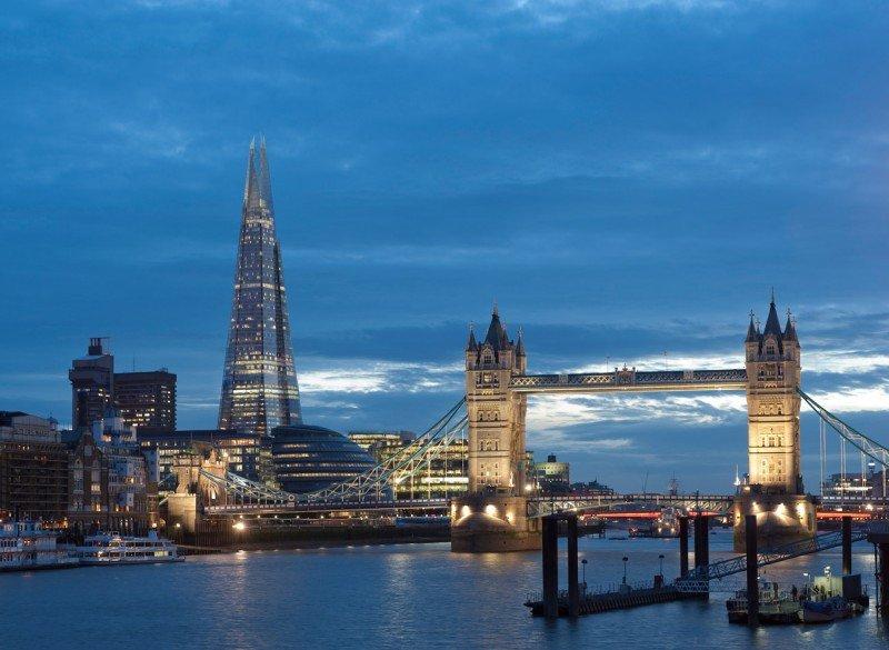 Shangri-La abrirá en Londres el hotel más alto de Europa Occidental