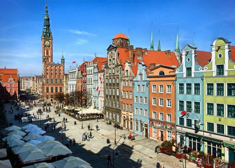 Polonia fue donde más descendieron los precios. #shu#.