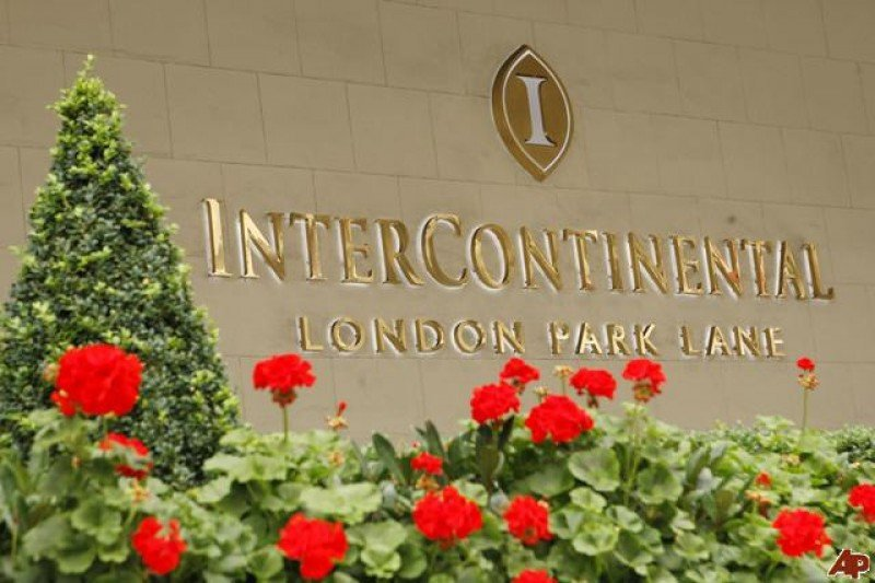 InterContinental reduce un 24% sus beneficios en 2013