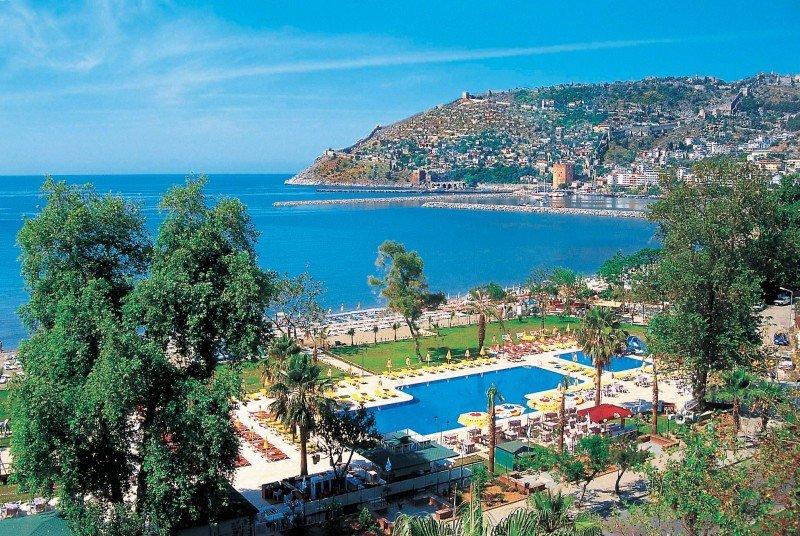 En Alanya abrirán seis nuevos hoteles.