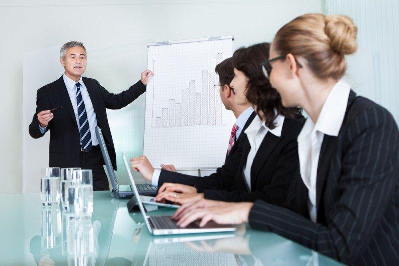 El  35% de las empresas confia en mantener los resultados de 2013. #shu#