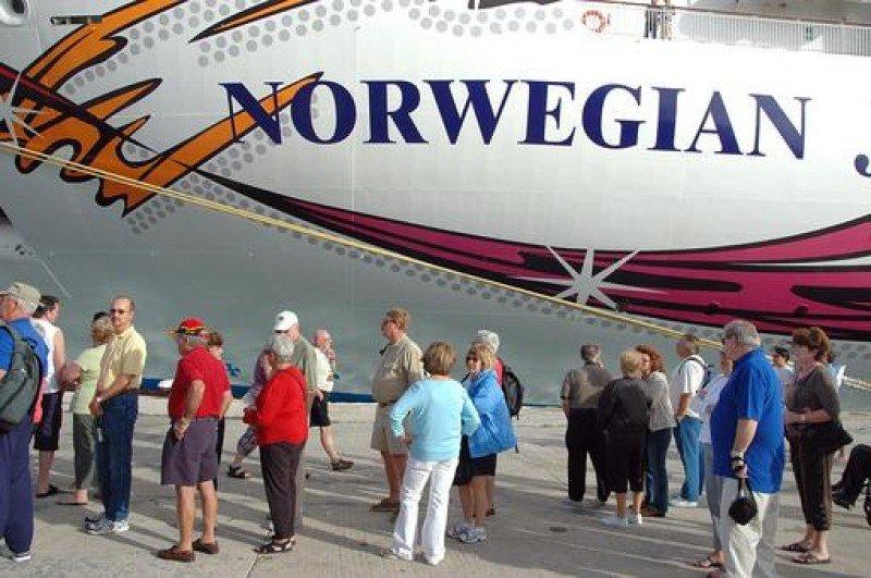 Los cruceros se han triplicado en Baleares en dos años