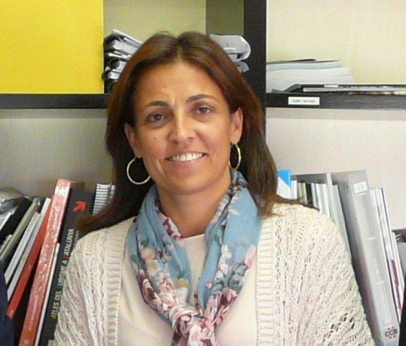 Marián Muro, directora general de Turismo de la Generalitat de Cayalunya.