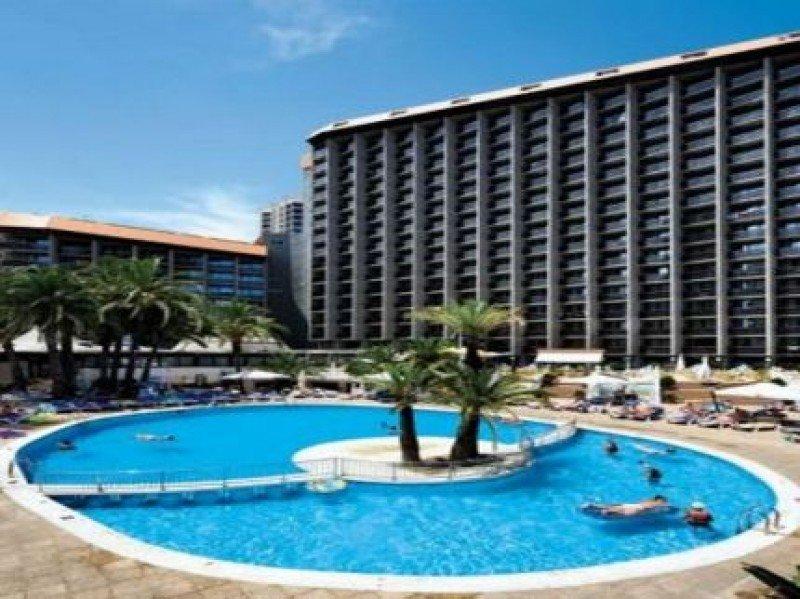 El hotel Marina, de 4 estrellas y con 314 habitaciones, comenzará a ser operado por Blue Sea el 1 de marzo.