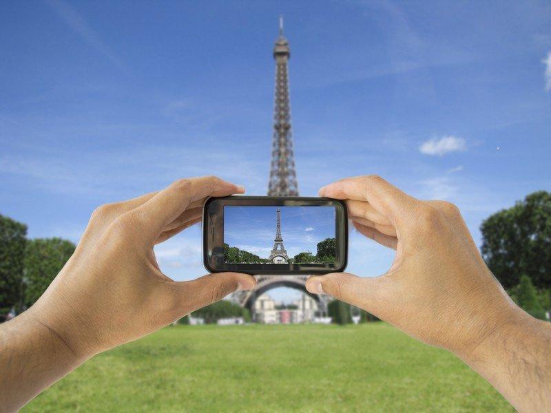 Francia es el primer mercado receptor de turistas del mundo. #shu#