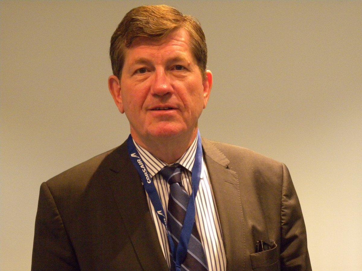 Frédéric Pierret, impulsor y director general de Alliance 46.2.